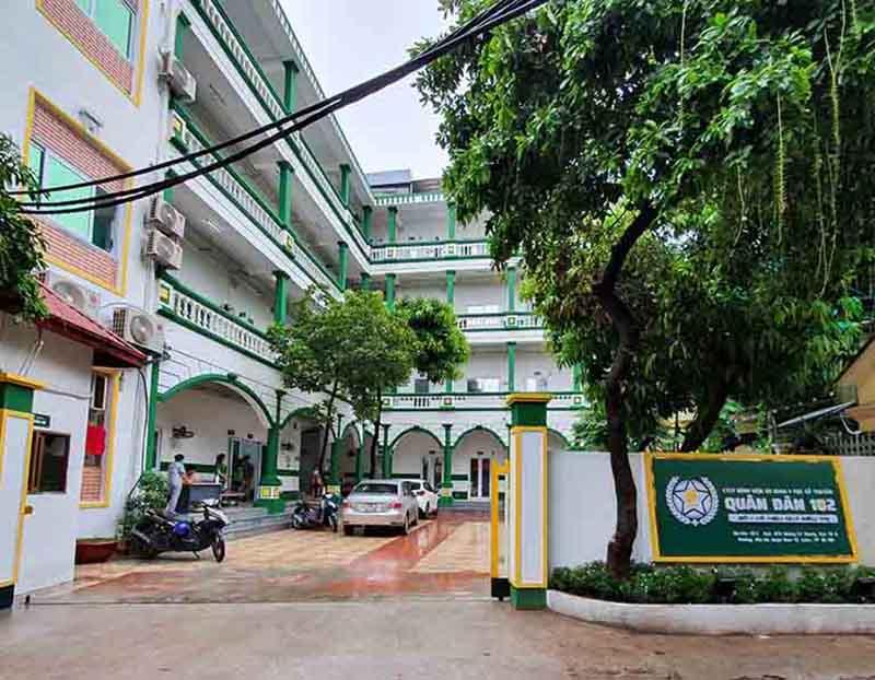 Bệnh viện Tai Mũi Họng Quân dân 102 là địa chỉ chữa viêm họng bằng đông y uy tín